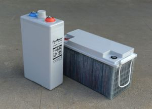 Tublar Plate Storage Gel Battery (CFPV21500) pictures & photos