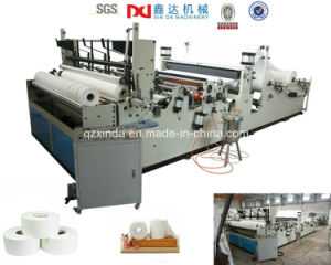 High Quality Toilet Paper Making Machine Prices, Maxi Roll Paper Machine pictures & photos