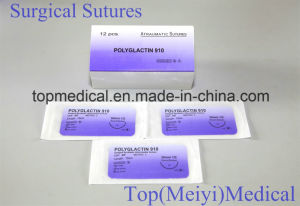 Surgical Suture (Absorbable and Non absorbable) pictures & photos