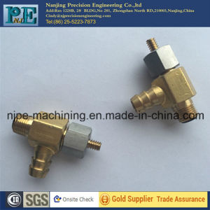 Custom Brass Casting Valve Body Fittings pictures & photos