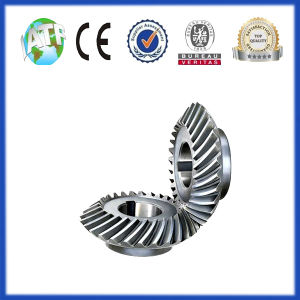 Agricultural Machinery Spiral Bevel Gear 14/39 pictures & photos