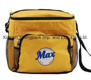 Promotional Large 600d Polyester Insulated Food Cooling Bag pictures & photos