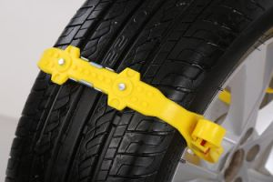 Emergency TPU Material Snow Anti-Skid Chain Plastic pictures & photos