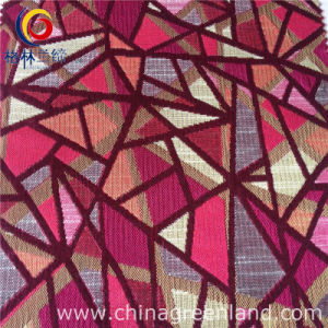 100%Cotton Bright Silk Jacquard Fabric for Garment Textile (GLLML060) pictures & photos