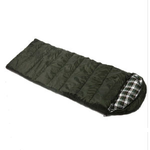 Lengthened Widened Hollow Cotton Sleeping Bag