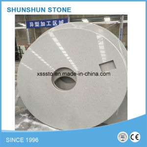Hot Sell White / Pink Quartz Stone Countertops for Sale pictures & photos