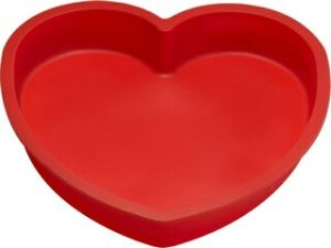 Silicone Heart Cake Pan & Cake Mould &Bakeware FDA/LFGB (SY15049) pictures & photos