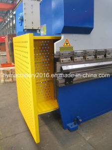 WC67Y-125X3200 Hydraulic bending& folding machine/press brake pictures & photos