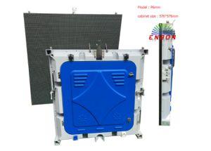 P6 Die Casting Aluminum Rental 576*576mm Panel video Display pictures & photos