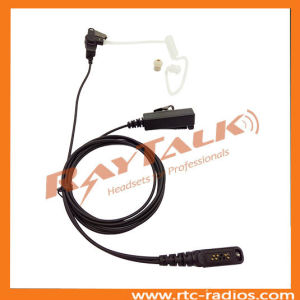 2-Wires Surveillance Kit with Full Size Ptt for IC-F50/IC-F30gt pictures & photos