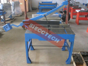 GS Type Hand Guillotine Shear Machine pictures & photos