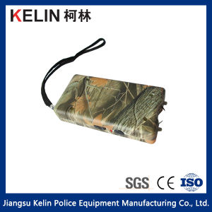 Outdoor Camouflage Personal Protect Stun Gun (KL-800Leaf) pictures & photos
