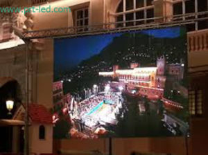 Full Color Outdoor Portable LED Display Panel with Size 640X640mm (P6.67, P8, P10) pictures & photos