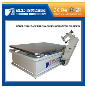 Mattress Tape Edge Machine (BWB-2) pictures & photos