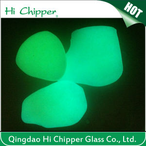 Glow in Dark Glass Chips pictures & photos
