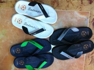 New Arrival Beach Fashion Men EVA Slipper (XF-K111)