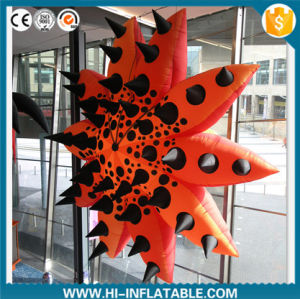 Wholesale Inflatable Decorations, Hanging LED Lighting Inflatable Flower 006 for Party, Club, Shop, Event Decoration