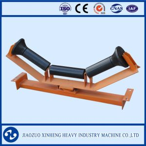 Trough Belt Conveyor Roll / Aligning Conveyor Idler pictures & photos