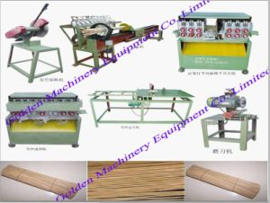 China Sell Wood Toothpick Chopsticks Bamboo Incense Stick Making Machine pictures & photos
