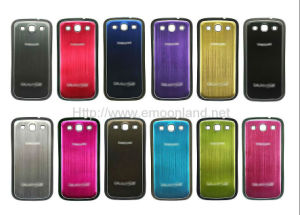 Brushed Housing Battery Cover for Samsung I9300 Galaxy S Iii