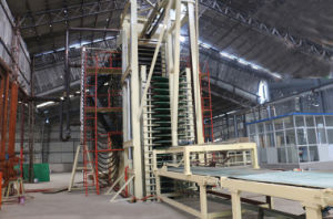 MDF Producing Machinery in Tunisia pictures & photos