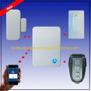 Cloud Based IP Alarm 868MHz Alarm System pictures & photos