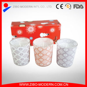Factory Price Cheap Glass Candle Holders Wholesale pictures & photos