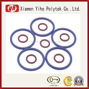RoHS Good Character Silicone Seal O-Rings pictures & photos