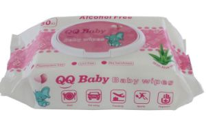 Nonwoven Spunlace Baby Hand and Mouth Wet Wipes pictures & photos