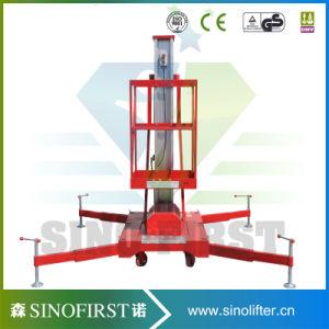 10m Mobile Vertical Man Lift Table Platform pictures & photos