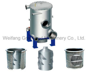 Upflow Pressure Screen for Pulping Paper Machine Line Screen Machine pictures & photos