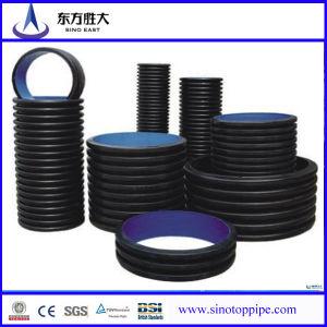 Hot Sale Double Wall Corrugated Pipes and Fittings From China pictures & photos