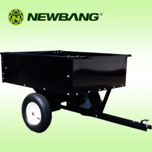 500lb Dump Cart Trailer with CE Certification pictures & photos