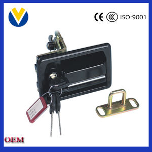 China Auto Parts Luggage Storehouse Lock for Bus pictures & photos