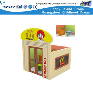 Cheapest Wooden Doll House Furniture for Kids Wooden Role Play (HC-2904) pictures & photos
