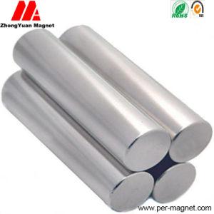N30sh N33sh N35sh N38sh Permanent Cylinder NdFeB Neodymium Magnet pictures & photos