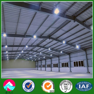 Prefabricated Steel Structure Plant for Ceramic Tile pictures & photos
