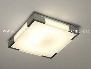 Modern Acrylic Grey and White Square LED Ceiling Lighting pictures & photos
