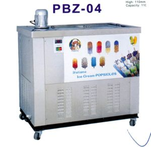 Ce Approved Commercial High Yield Ice Cream Cube Popsicle Machine pictures & photos
