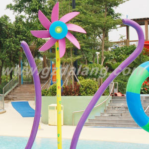Water Game Windmill Spray (DL-50607) pictures & photos