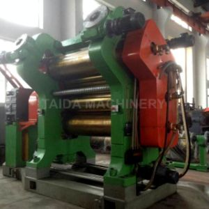 Four Roll Rubber Calender Machine pictures & photos