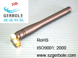 868MHz Wireless Communication Right Angle Antenna