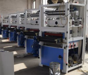 Plain Particle Board/ Solid Wood Sanding Machine/ Double Edge Polishing Machine pictures & photos