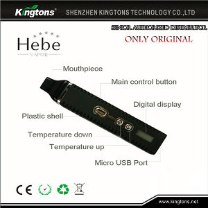 Kingtons Portable Titan 2 Dry Herb Vaporizer Pen pictures & photos