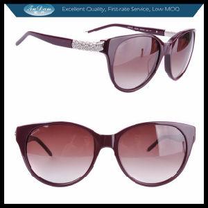 Fashion Acetate Men Sunglasses pictures & photos