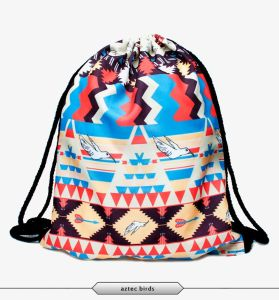 Fashionable Drawstring Collecting Backpack pictures & photos