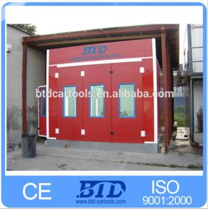 Btd7500 Spray Booth 10 Years Experienced pictures & photos