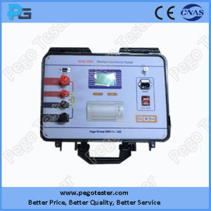 DC 100A Contact Resistance Tester for High Voltage Switch pictures & photos