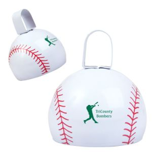Promotional Printed Baseball Cow Bells (PM211) pictures & photos