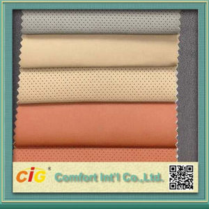 Stocks PU Leather for Decoration Furniture USD 1 pictures & photos